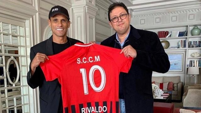 Rivaldo et Aït Menna