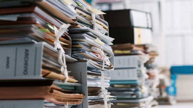 digitalisation paperasse administration
