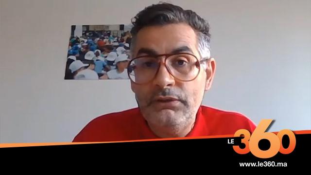Cover_Vidéo: La dictée géante de Rachid Santaki délocalisée au Maroc