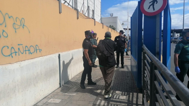 Rapatriements des marocains bloqués à Melilla