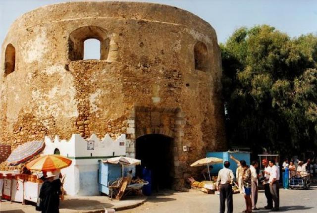 Bab Al Homar à Asilah.