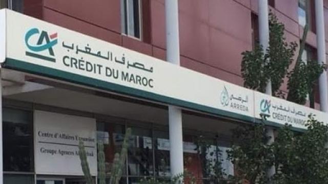 Crédit du Maroc 3