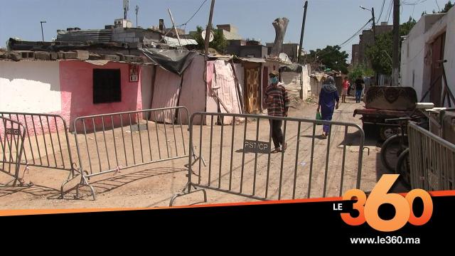 Cover Vidéo - بؤرة جديدة بأكبر دوار صفيح بالمغرب في تمارة