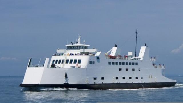 Ferry rapatriement