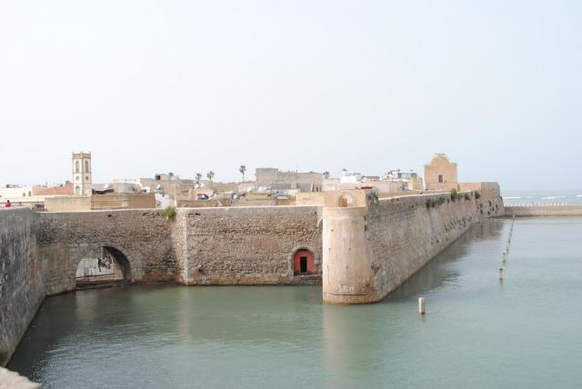 LA forteresse d'El JAdida