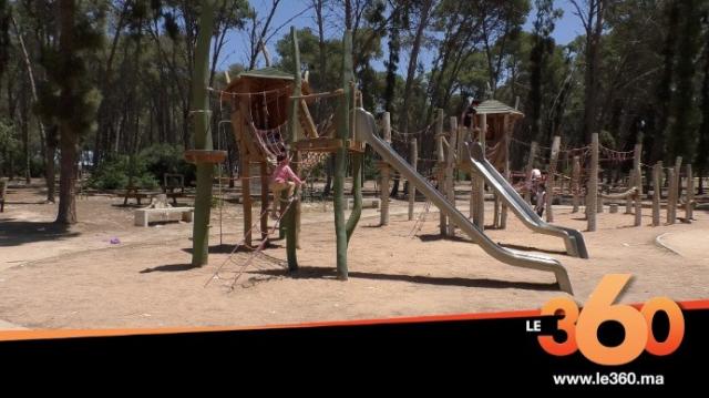 cover: غابة بوسكورة بدأت تسترجع روادها بعد 3 أشهر من السكون
