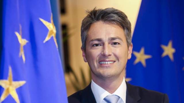 Hues Bayet - député fédéral belge