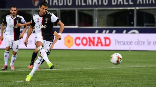 Ronaldo Vs Bologne