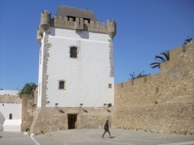 La tour Menagem