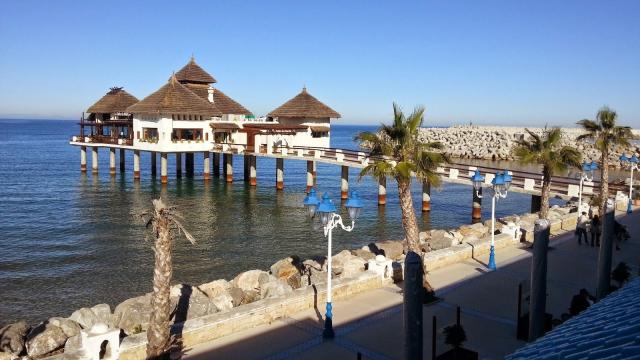 Port de plaisance de M'Diq