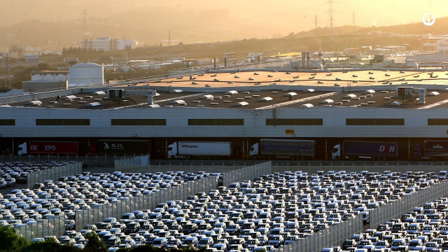 L'usine Renault de Tanger