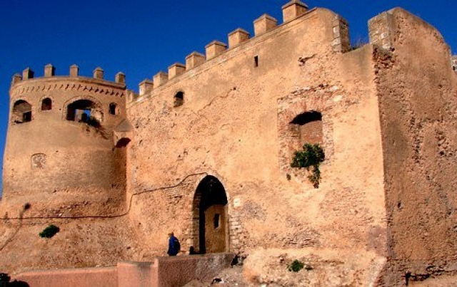Les remparts d'Azemmour.