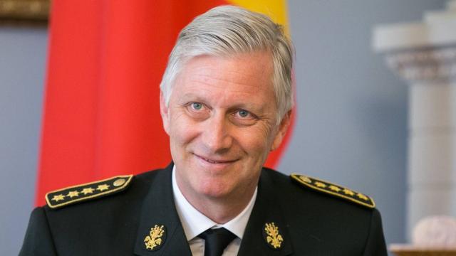 Roi Philippe de Belgique