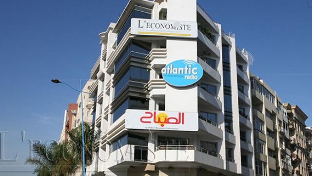 Siège du groupe Ecomedias à Casablanca