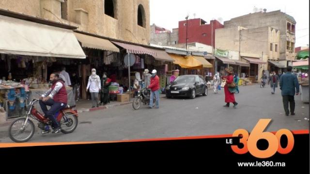 cover: أجواء اليوم الأول بعد تخفيف الحجر الصحي بسطات