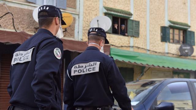 Police Coronavirus