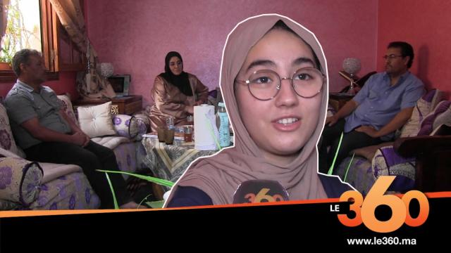 Cover_Vidéo: مع عبير الأولى في امتحانات الباكلوريا بإنزكان آيت ملول