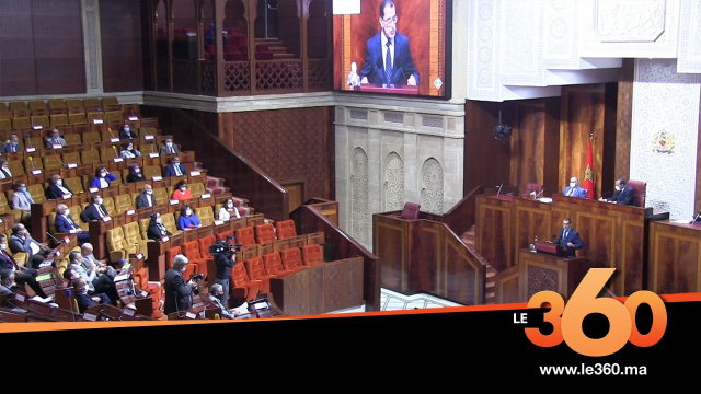 Cover Vidéo -  البرلمان يصوت على القانون المالي لمواجهة أزمة كوفيد 19