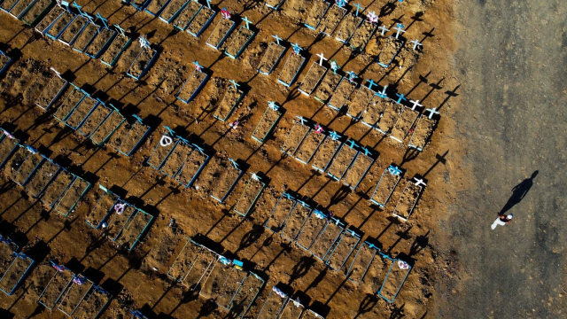 Afrique du Sud. Covid-19: les hôpitaux débordés, les pompes funèbres se frottent les mains