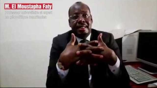 El Moustapha Faty - chercheur (Mauritanie)