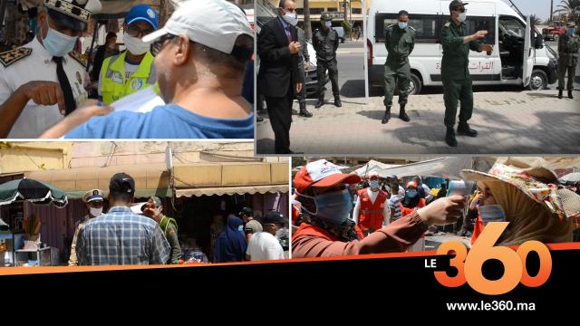 cover vidéo :Le360.ma •سلطات برشيد تشدد الإجراءات الوقائية بعد ظهور بؤرة صناعية