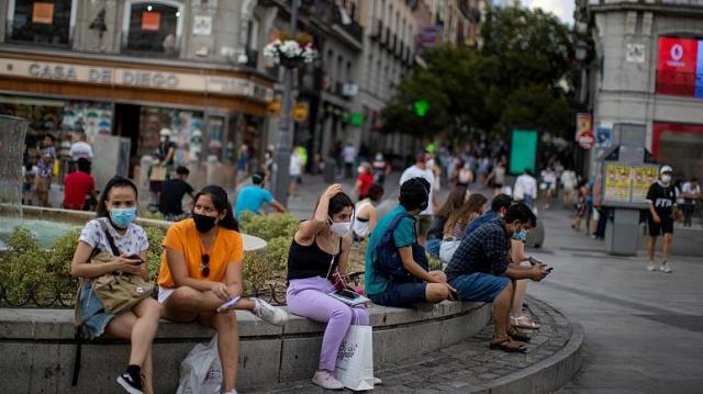Madrid - Coronavirus