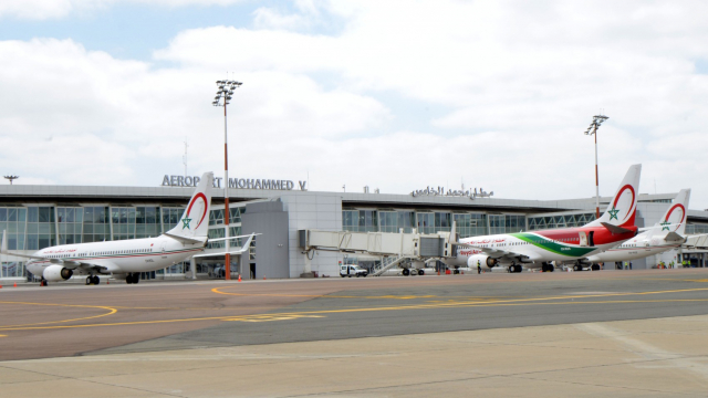 Transport aérien: pas de reprise des vols internationaux avant le 10 juin |  www.le360.ma
