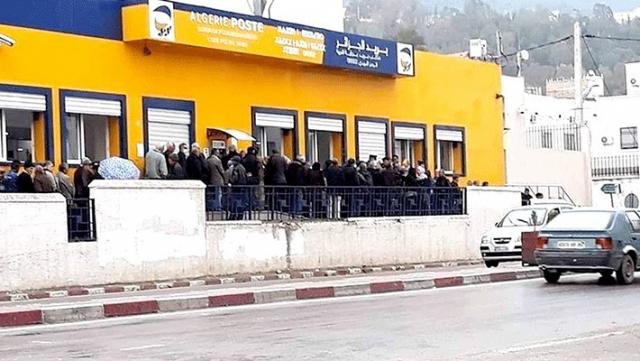 Vidéos. Algérie: les retraites payées au compte-gouttes faute de liquidités