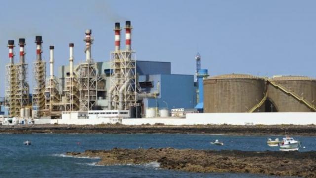 Unité de dessalement de l'eau de mer