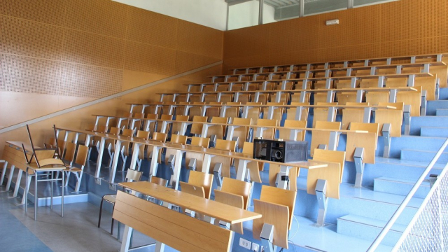 Université amphithéâtre