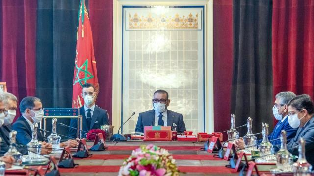 Roi Mohammed VI 2020
