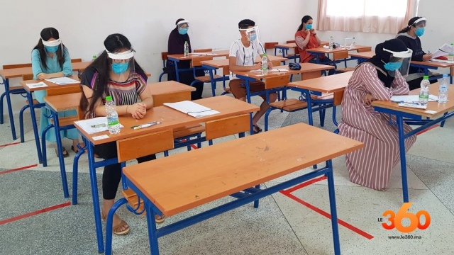 Baccalauréat - Tanger