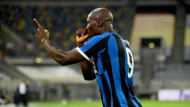 Inter Milan -Lukaku