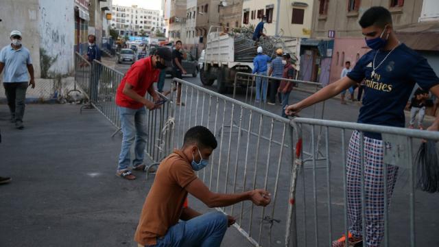 Covid-19 Casablanca: durcissement des mesures de prévention