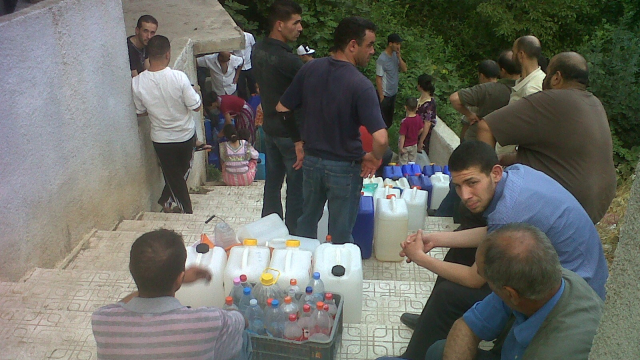 Algérie: le régime incapable de fournir de l'eau aux citoyens de la capitale