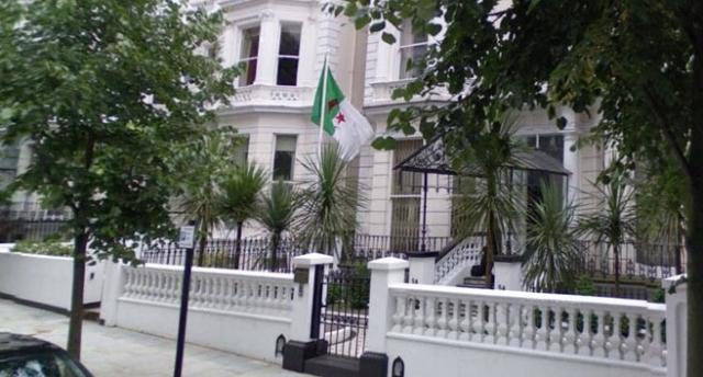 AmbassadeAlgérieLondres