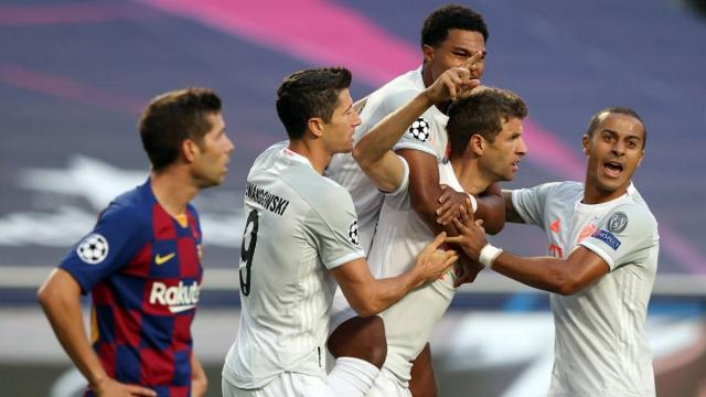 Barça-Bayern