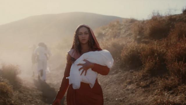 Black Is King-Beyoncé
