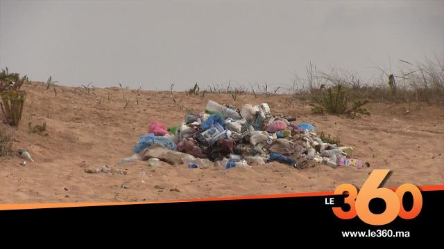 Cover Vidéo -  شاطئ واد شراط بوزنيقة صور مؤسفة عن تلوث المنطقة