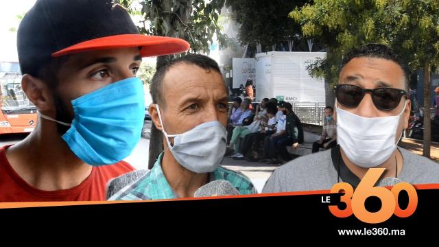 cover vidéo :Le360.ma • مغاربة ينقسمون بين مؤيد ومعارض للرجوع للحجر الصحي