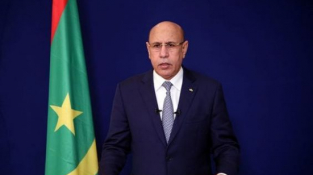 Mohamed ould Cheikh El-Ghazouani