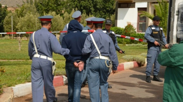 Arrestation gendarmes