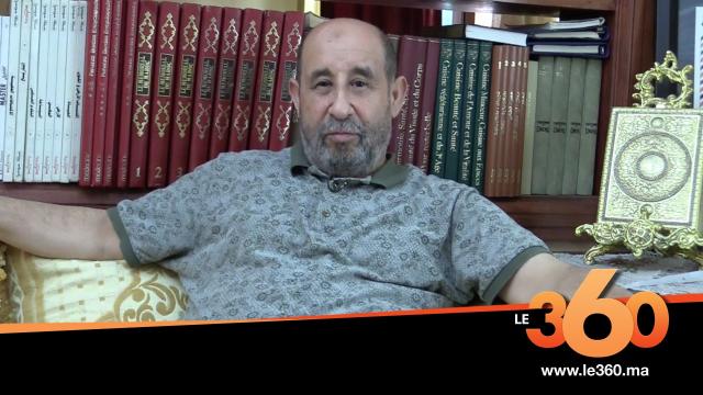 Cover. Vidéo.Covid-19: le point sur la situation avec Dr. Omar el Menzhi, ex-directeur de l'épidémiologie