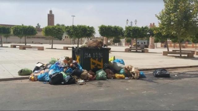 Oujda-Ordures1