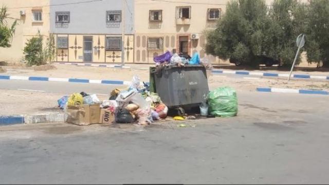 Oujda-Ordures2