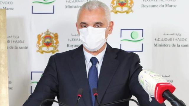 Khalid Aït Taleb, ministre de la Santé