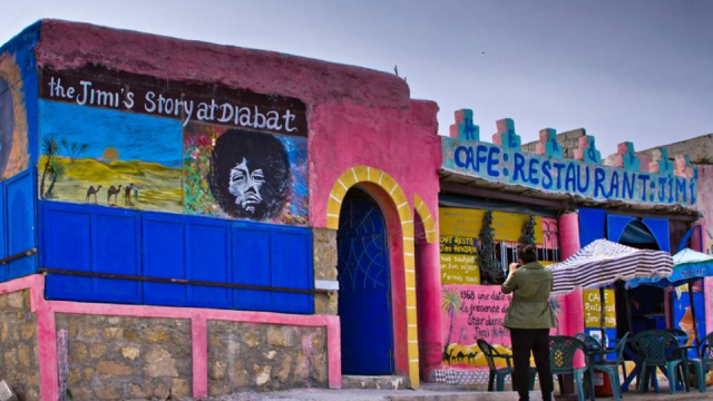 Café Diabat - Jimi Hendrix