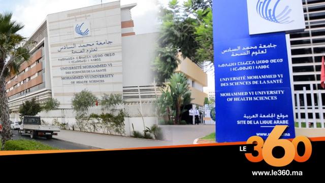 """Cover_Vidéo: """"L'Université Mohammed VI des Sciences de la Santé dévoile sa stratégie pour la rentrée scolaire"""""""