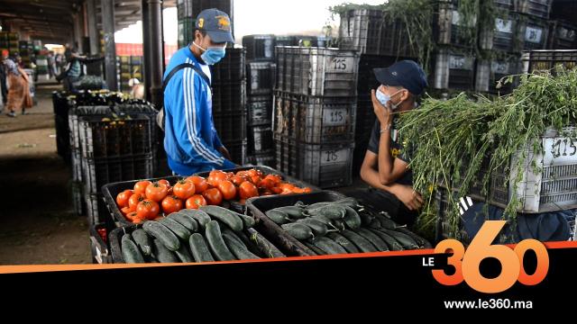 cover vidéo :Le360.ma • لهذا السبب ارتفعت أسعار الخضر والفواكه بالدارالبيضاء