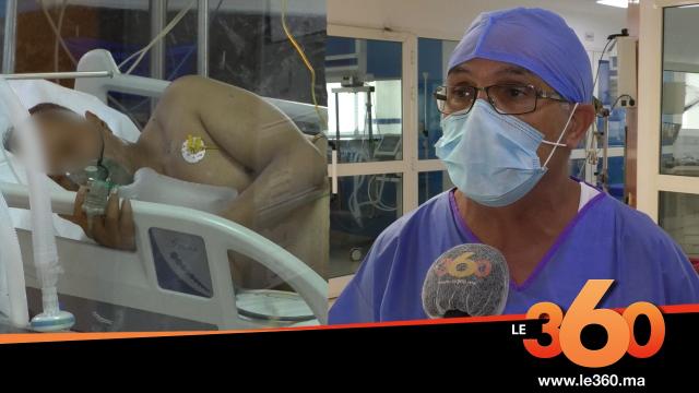 Cover Vidéo - COVID 19: Tout sur la situation alarmante des services de réanimation à Casablanca